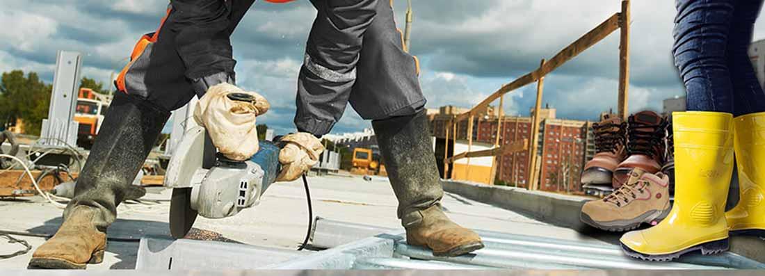 calzado seguridad industrial