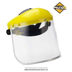 Careta para esmerilar steelpro visor con ribete