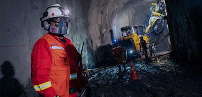 epp mineria equipos de proteccion personal en mineria subterranea
