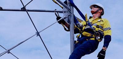 Elementos de proteccion personal para Trabajo en Alturas