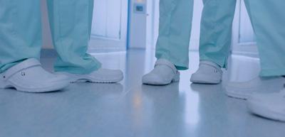 Zapatos Antideslizantes Evacol Zuecos