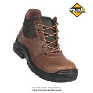 Bota 3025 tornado café botas de seguridad dieléctrica