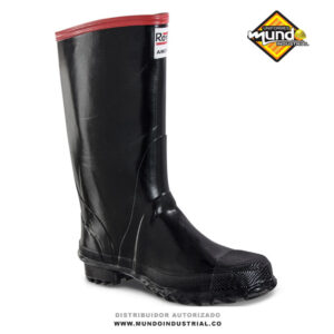 Bota PVC Royal Argyll Negra botas de caucho colombia 2021