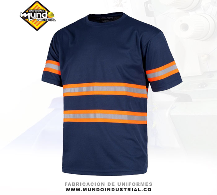 Camiseta de trabajo dotación