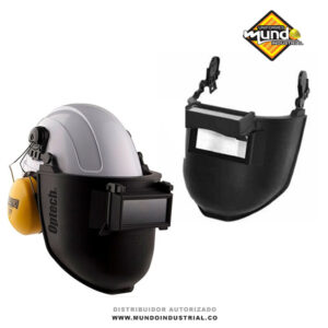 Careta para Soldar adaptable a casco Steelpro