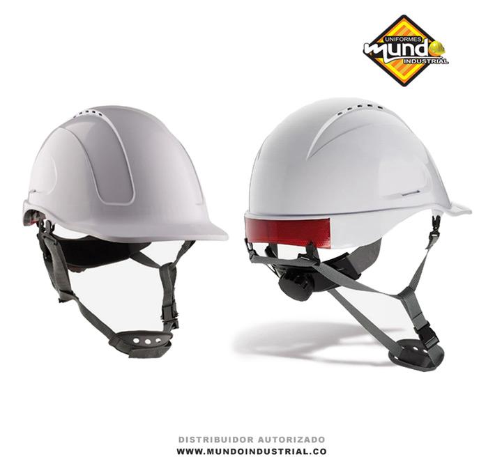 Casco de seguridad tipo ingeniero para trabajo en alturas