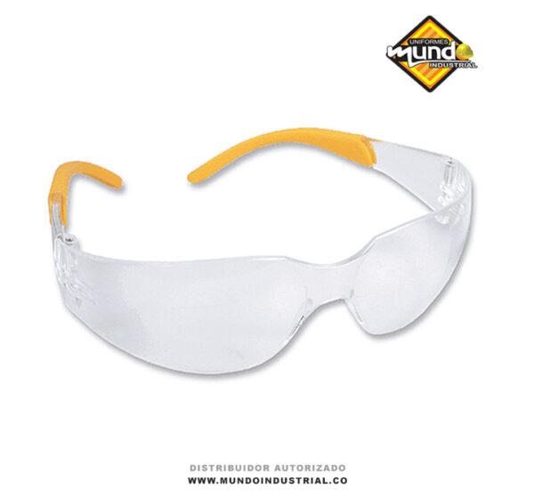 Gafas de seguridad zubiola jaguar lente claro ref-11880518