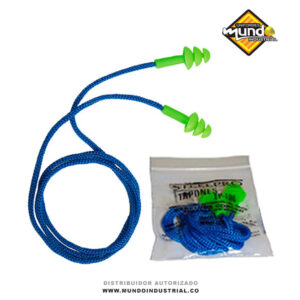 Tapa-oídos-Libus-Reflex-Ep-t06c-Steelpro-en-Bolsa-protector-auditivo-de-insercion