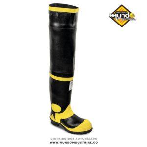 Bota workman rubber fireman 32″ filtrex negra