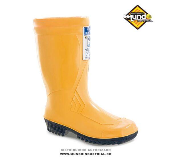 botas croydon colombia super machita amarilla