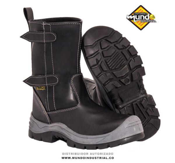 Botas de soldador en cuero con punta acero seguridad industrial cucuta