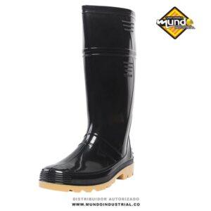 Botas pantaneras negras marca Robusta Pantano Agua
