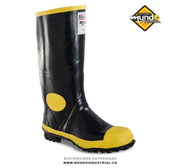 botas royal argyll super safety rh sm negra