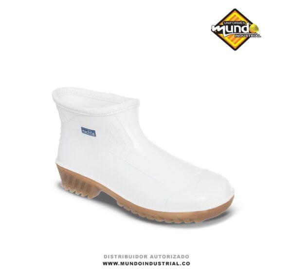 Botines pvc para mujer zapatón machita croydon