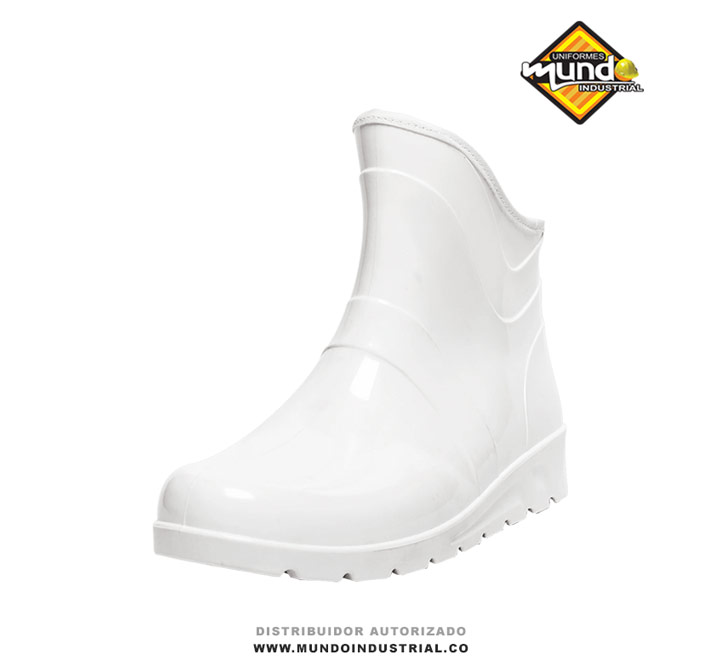 Zapatones Workman PVC Colombia Safety Food Industry