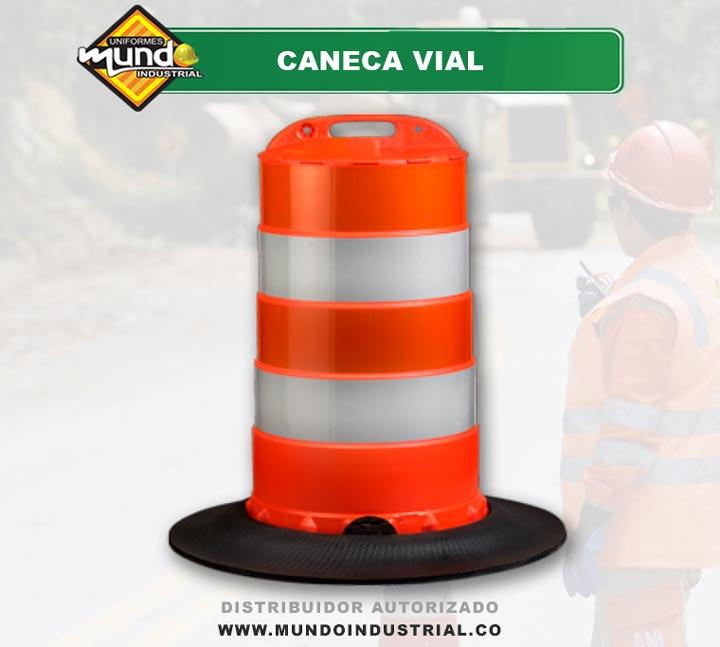 Caneca Vial plástica en Cúcuta