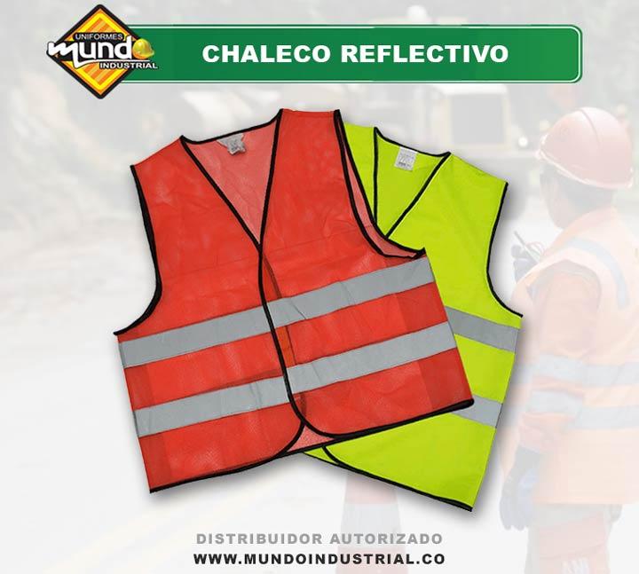 Chaleco Reflectivo Fluorescente Cúcuta