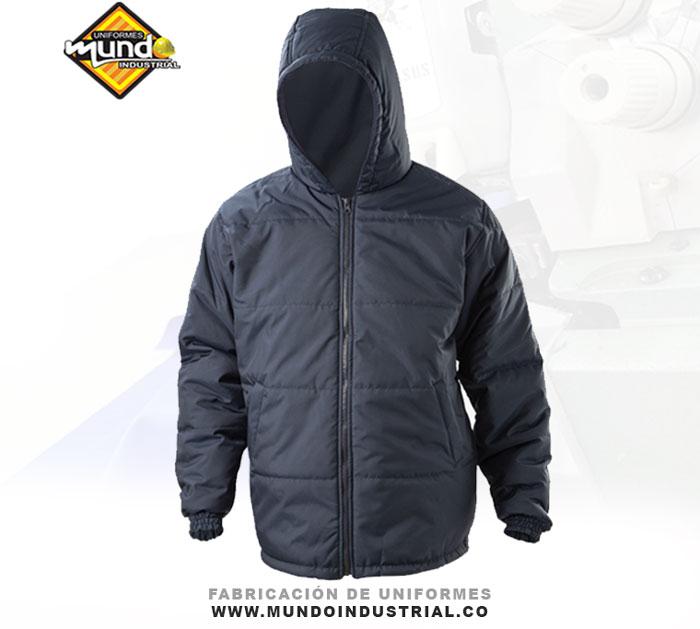 JChaquetas para cuartos frios chaqueta termica