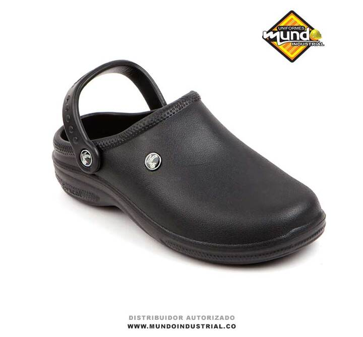 zapatos antideslizantes negros
