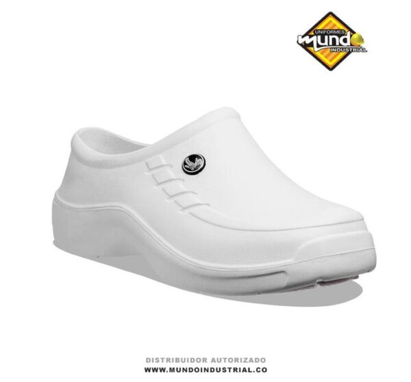 evacol 080 blancos zapatos antideslizantes para médicos