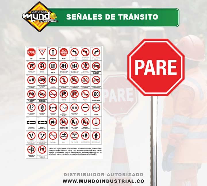 Fábrica Señales de Tránsito en Cúcuta