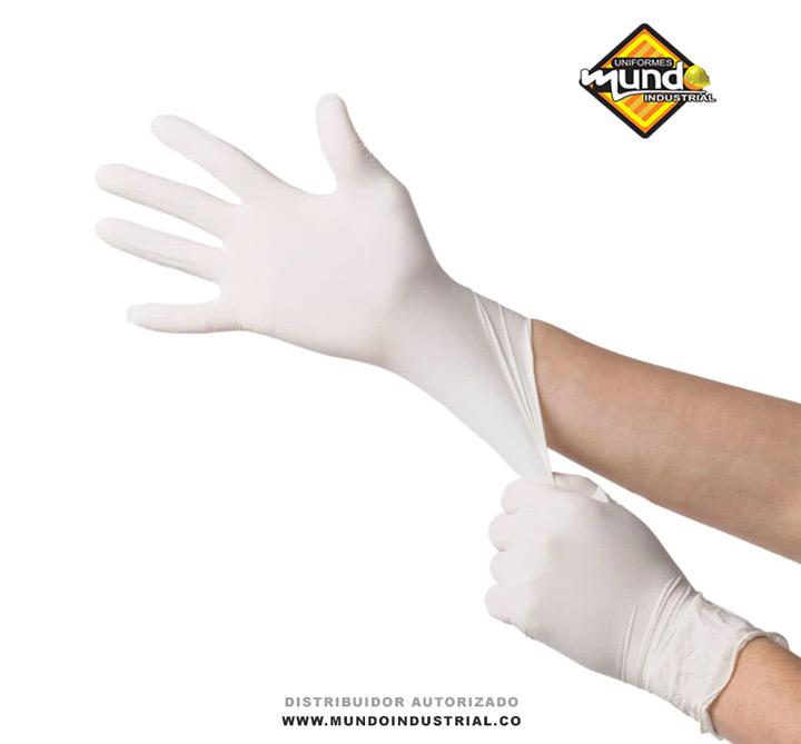 guantes de látex cucuta