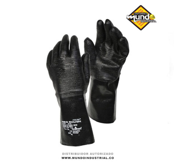 guantes de neopreno steelpro