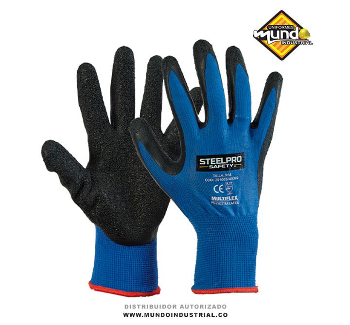 guantes de poliéster cucuta