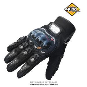 guantes moto probiker originales protección nudillos y palma