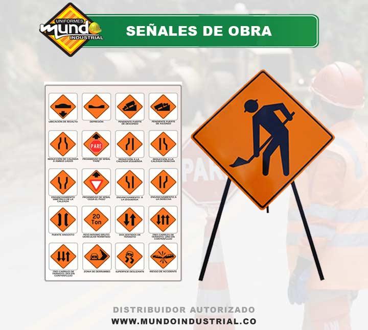 Señales de Obra en Cúcuta