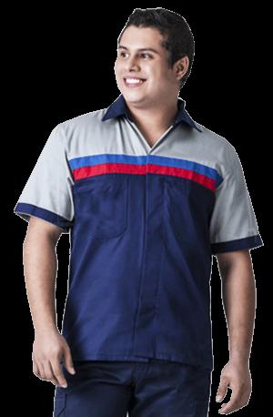 uniforme para hombre
