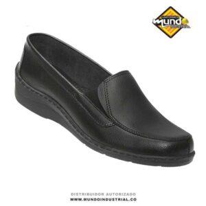 zapato romulo 0898 mocasín para dama zapatos dotación empresas
