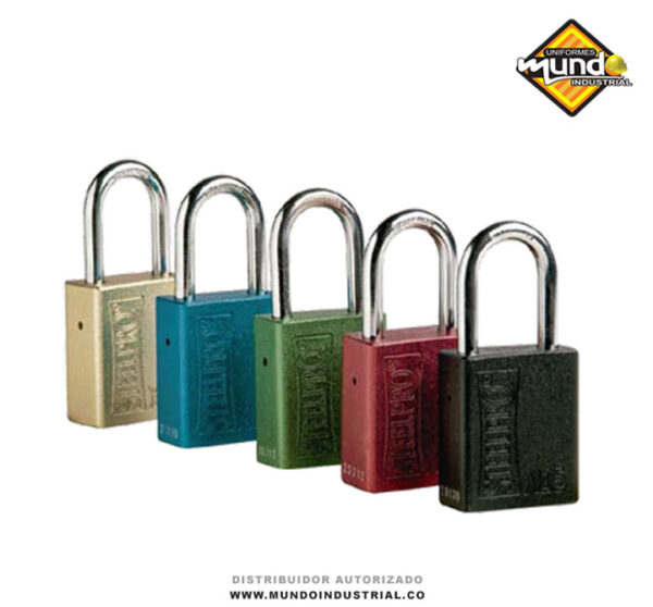 Candados Lock Out SteelPro