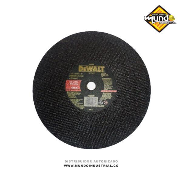 Disco Abrasivo Corte Metal 14 X 3/32 Ref DW44640