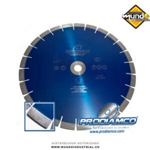 Disco Diamantado Extreme 14 x 23 segmentado