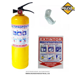 Extintor Multipropósito ABC Cúcuta