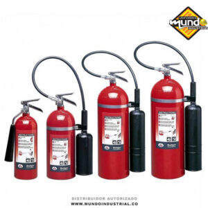 Extintores Co2 dióxido de carbono Cucuta