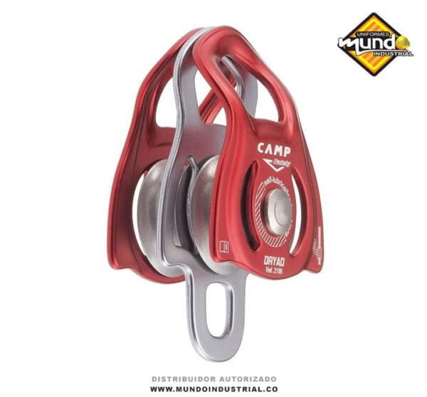 Polea doble camp Safety