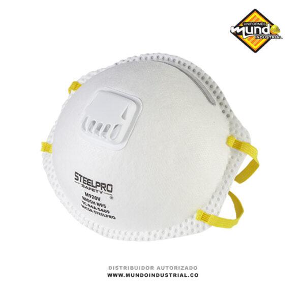 Respirador M920V Steelpro
