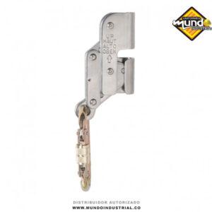 deslizador para cable acero 10 mm & mosquetón