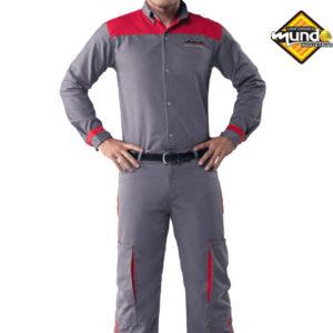 uniforme industrial hombre