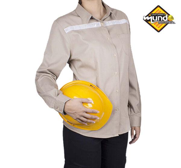uniforme industrial mujer