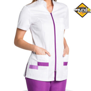 uniformes antifluidos blancos