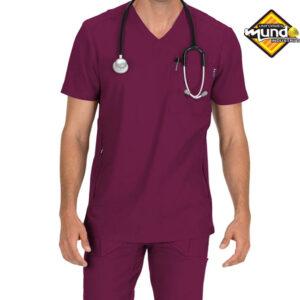 uniformes antifluidos para hombres