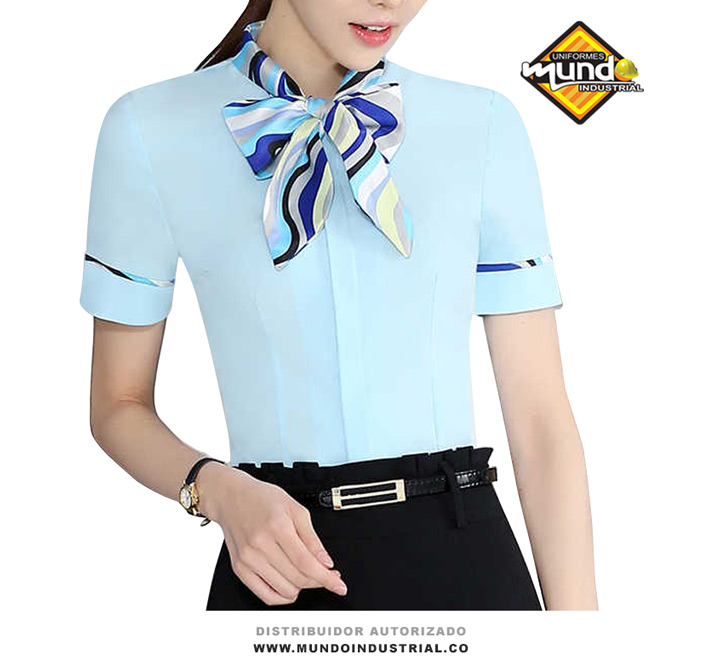 uniformes de oficina para damas modernos