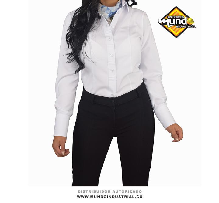 uniformes de trabajo oficina mujer