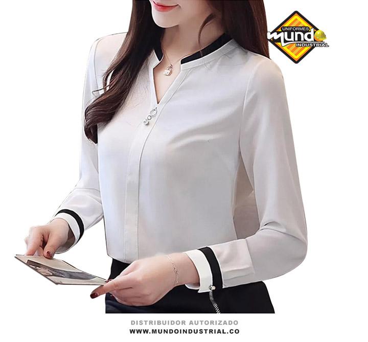 uniformes elegantes para oficina