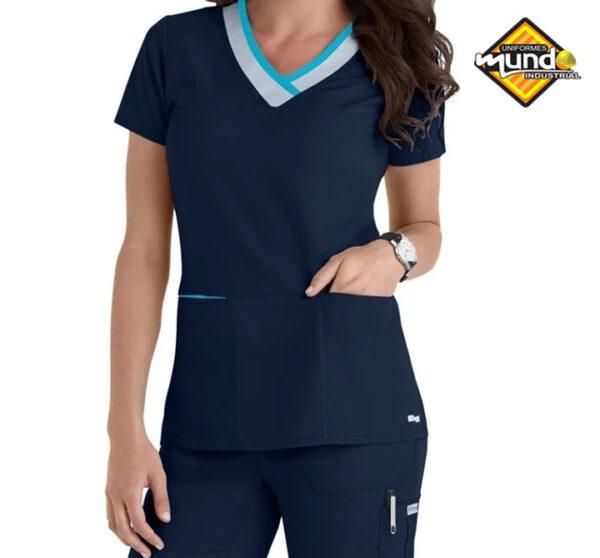 uniformes para odontólogos mujer