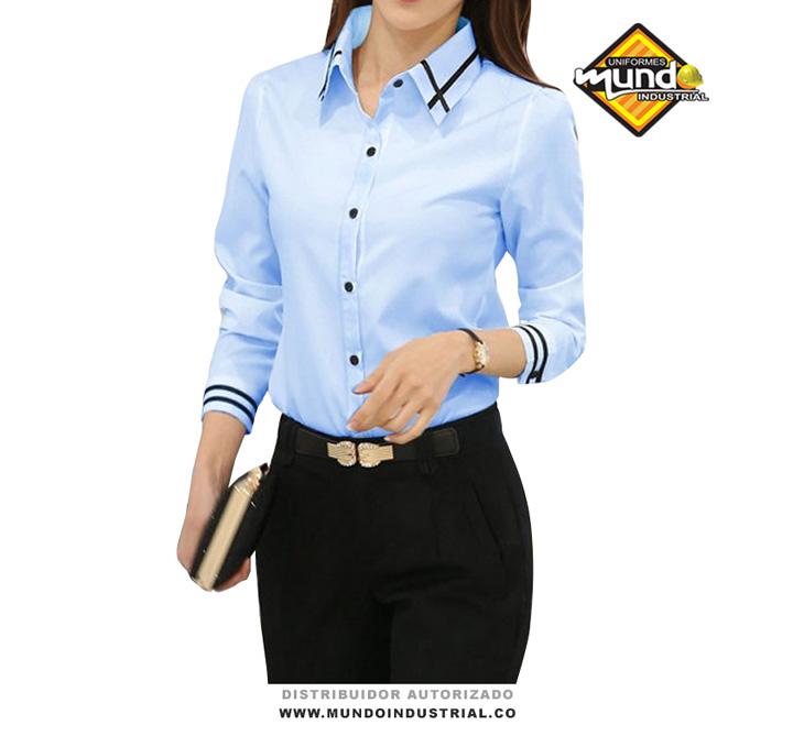 uniformes para oficina 2021